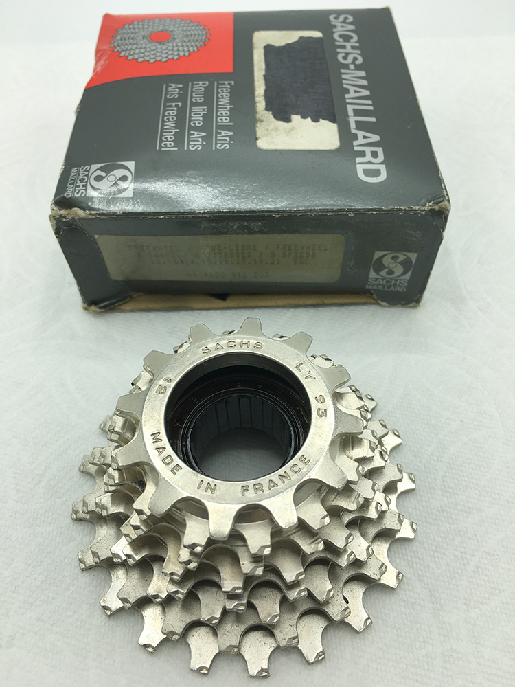 Sachs Aris 8speed 12-21 freewheel