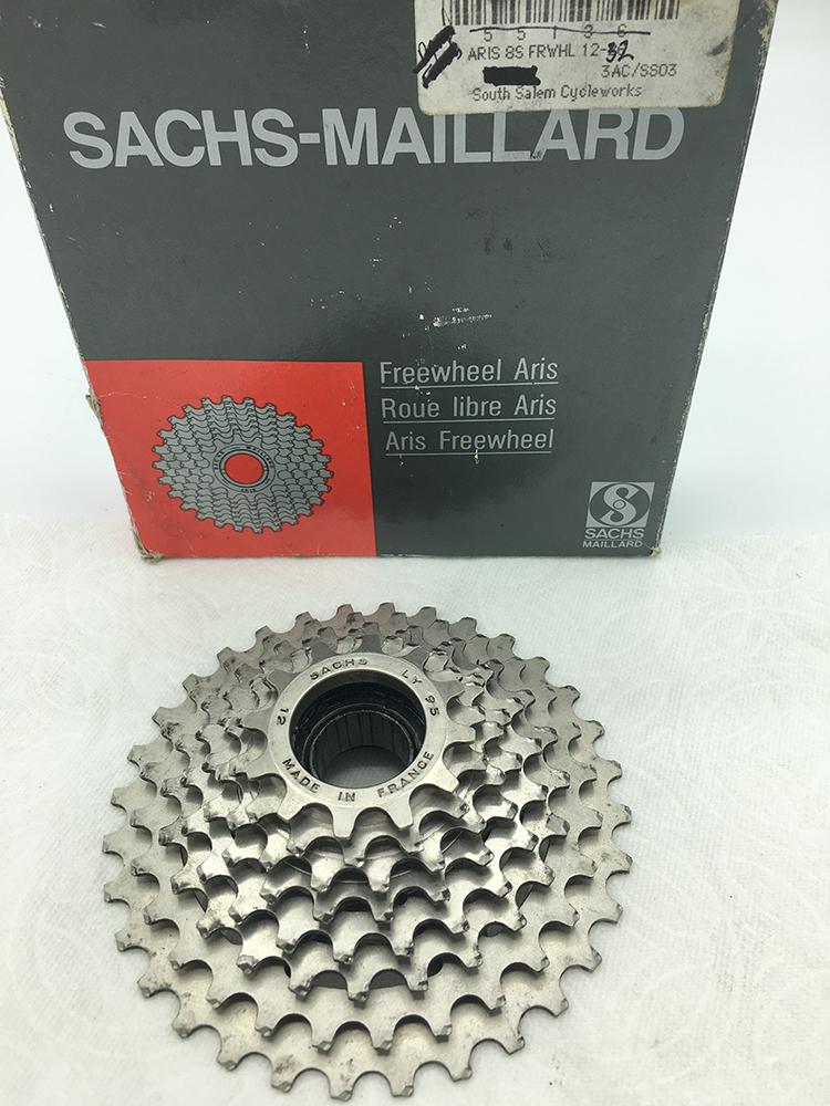 Details about  /Sachs-Maillard Freewheel Aris 12//21 8 Speed