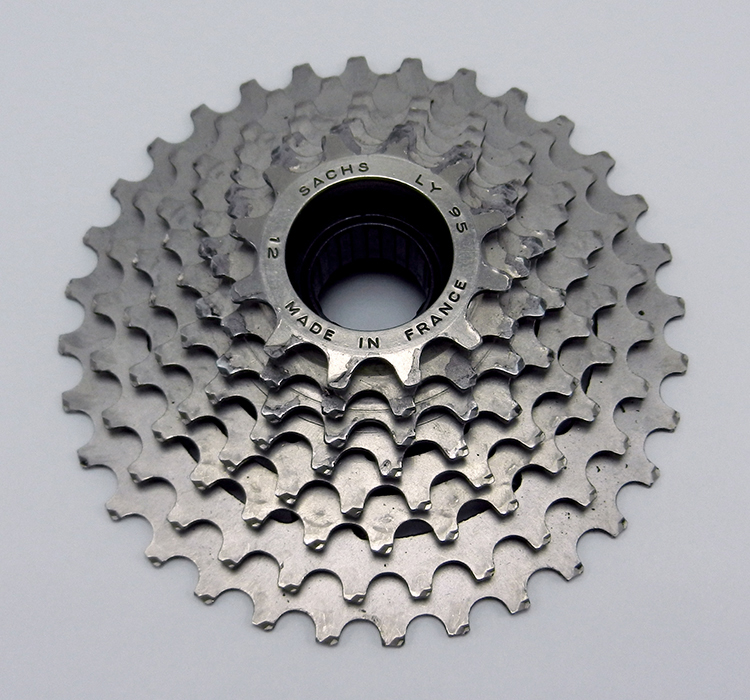 Sachs 8-speed freewheel