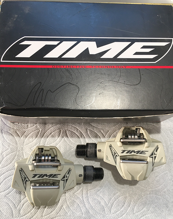 Time XC 6 pedals
