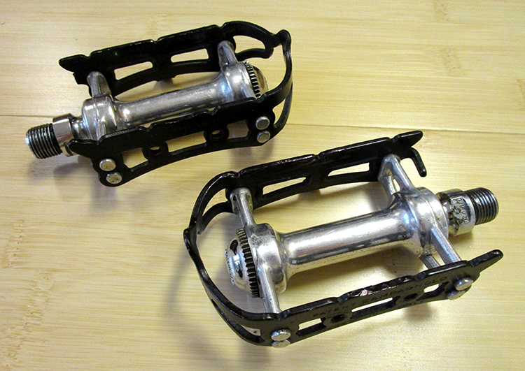 Campagnolo Super light pedals