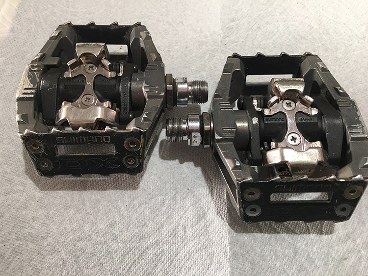 Shimano Pedals South Salem Cycleworks