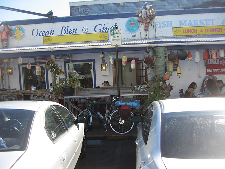 Ocean Blue Lunch