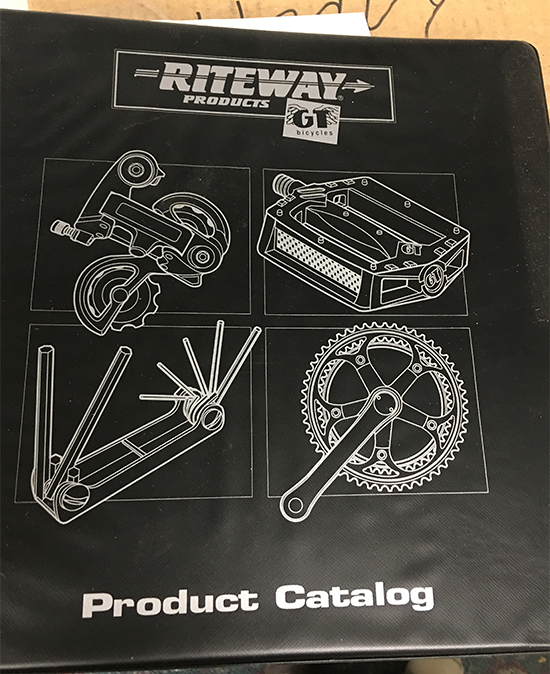 Rite-Way catalogue