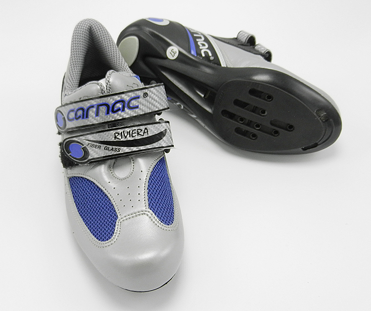 Carnac Riviera Women's size 37 cycling shoes