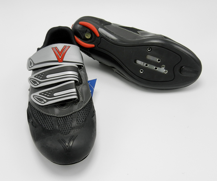 Vittoria Elite cycling shoes, size 38.5