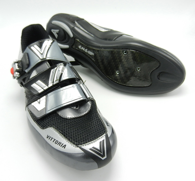 Vittoria Premium Cycling shoes size 45