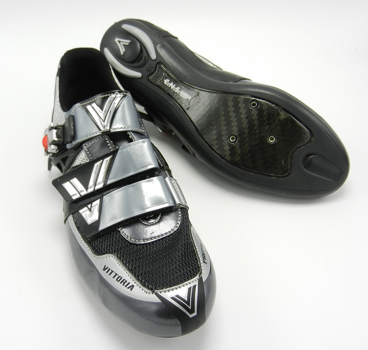 Vittoria Premium cycling shoes size 46