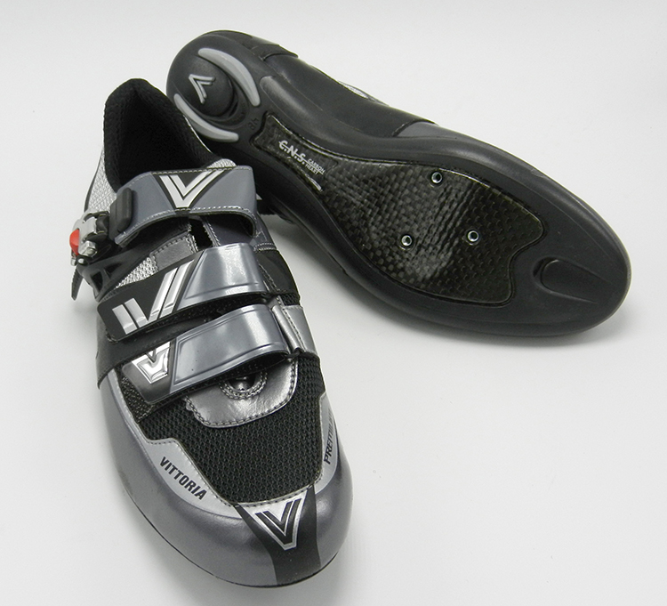 Vittoria Prekium cycloing shoes, size 48