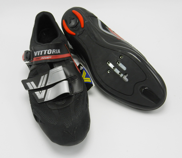 Vittoria Pro Power size 48 cycling shoes