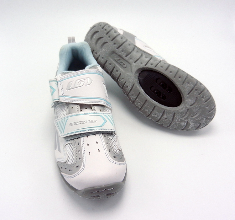 Garneau Multi LG white size 37 spinning shoes