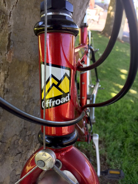 Girvin Proflex head tube