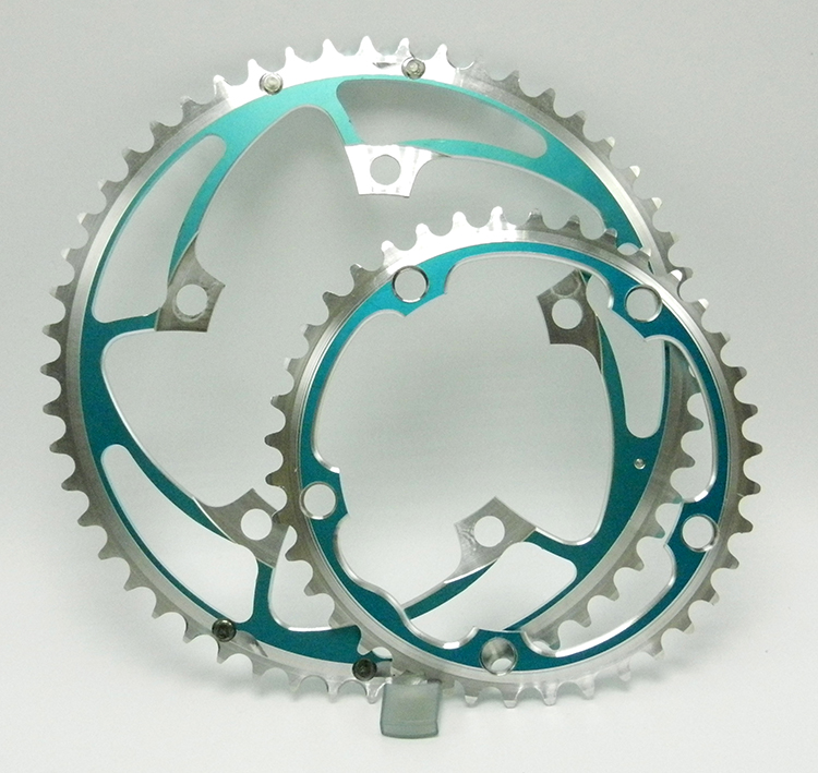 Sronglight chainrings