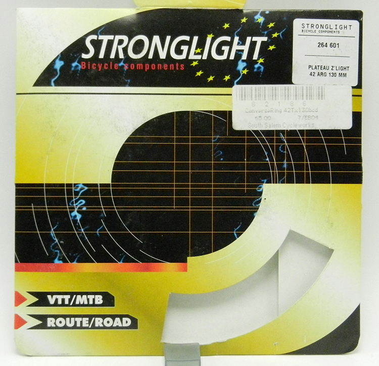 Stronglight package