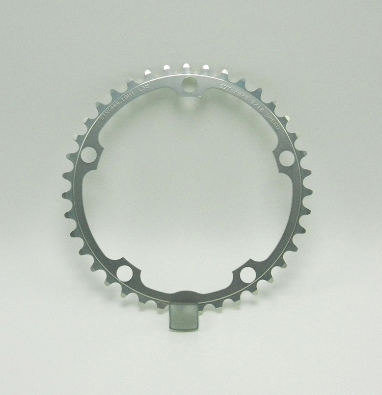 Stronglight 39-tooth chainring
