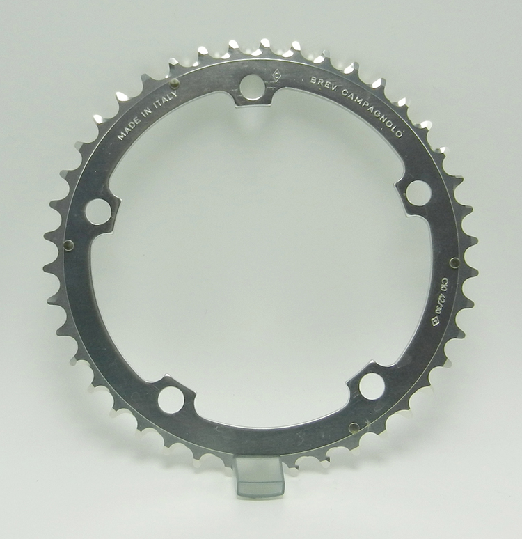 Campagnolo C10 42-tooth inner ring