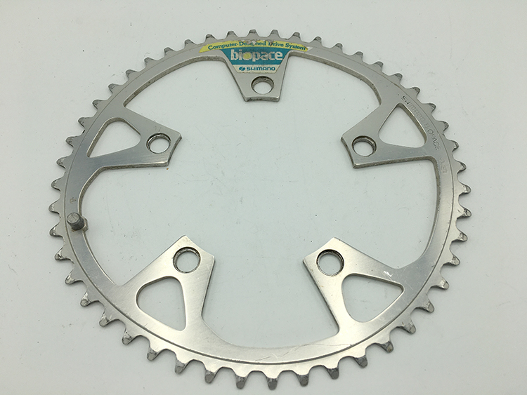 Biopace 110 BCD 48-tooth chainring