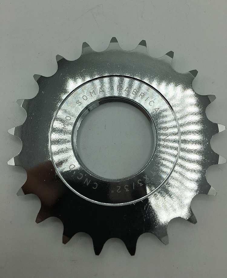 Soma 21-tooth track cog