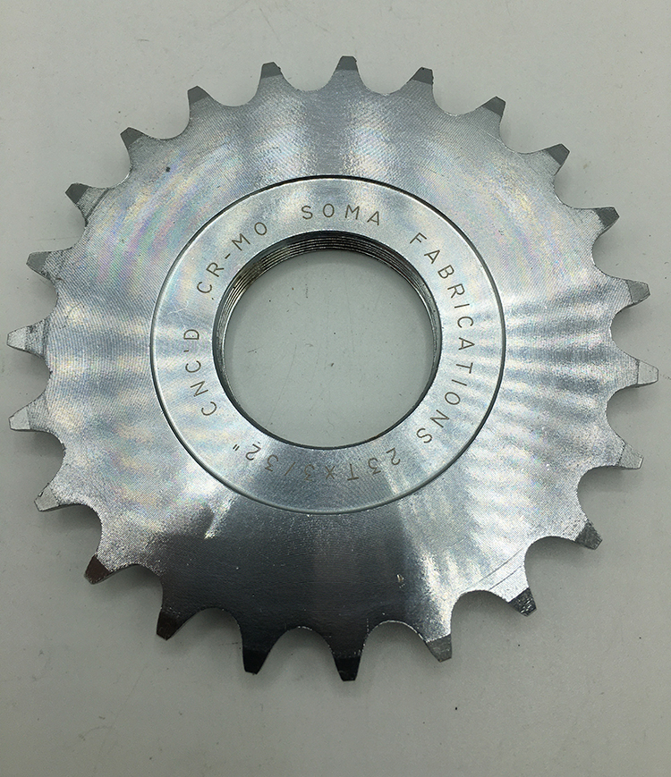 Soma 23-tooth track cog