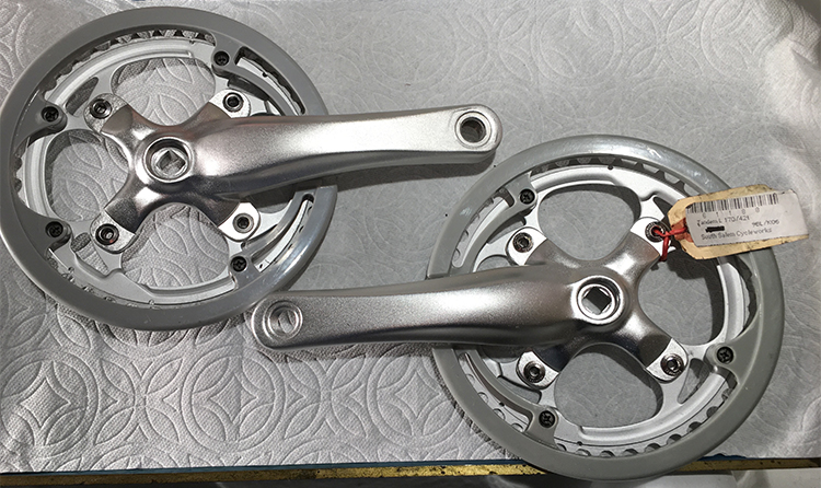 Pro Wheel timing cranks