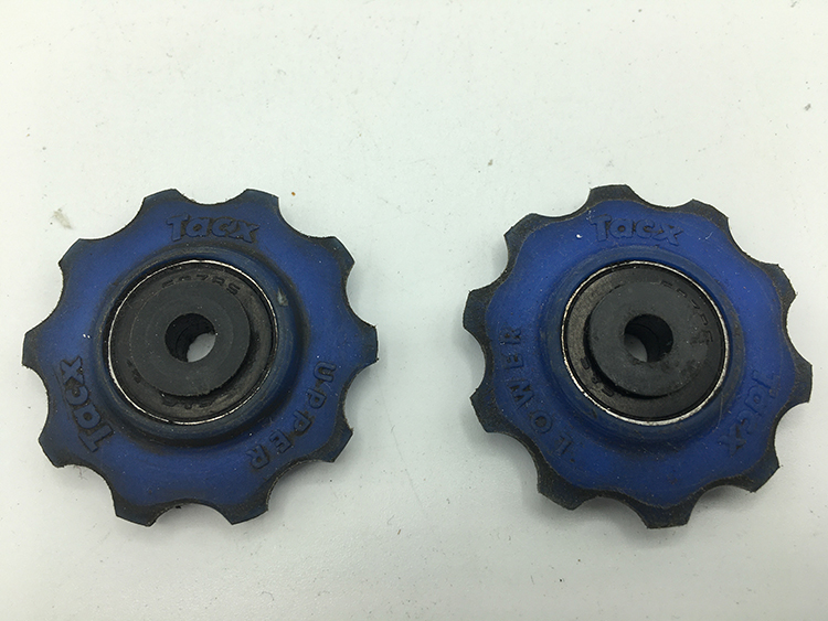Tacx pulley wheels