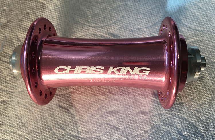 Chris King Classic front hub