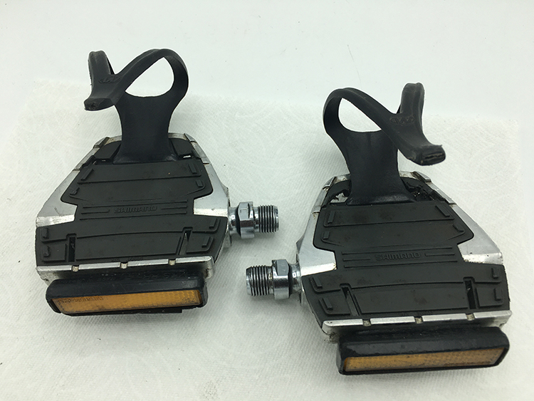 Shimano PD-100 pedals