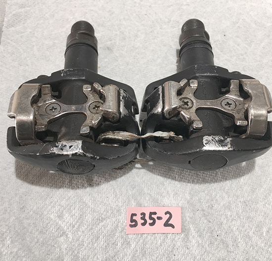 Shimano M535 pedals