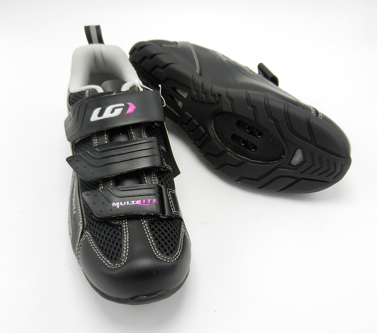 Garneau Multi Lite womens size 39 spinning shoes
