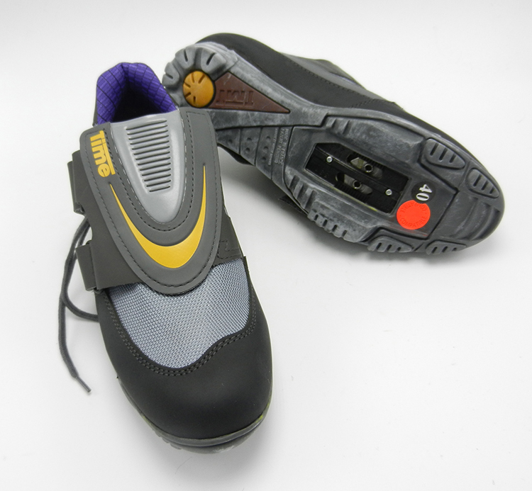 Time Peak ATB cycling shoes size 40