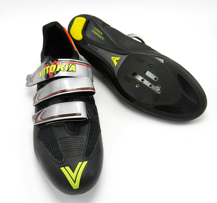 Vittoria Zenith cycling shoe size 46 black